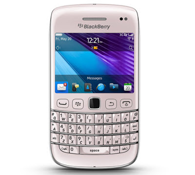 BlackBerry Bold 9790 Bellagio Pink