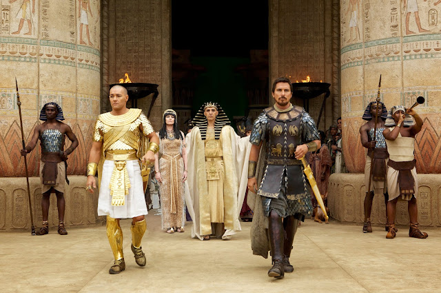 MOVIES: Exodus: Gods and Kings – An epic bore – Review