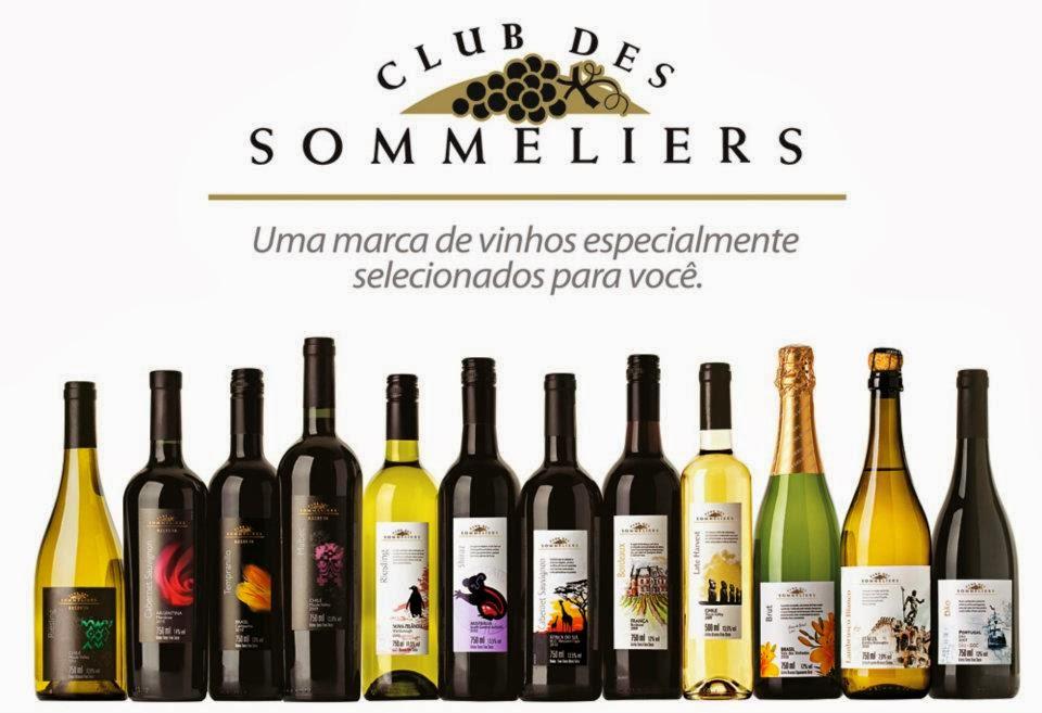 clube des sommeliers é a marca própria do grupo pão de açúcar ...