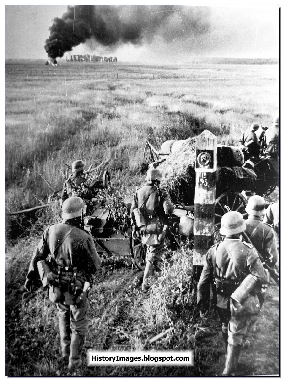Russian Troops Pursued Them Into 63
