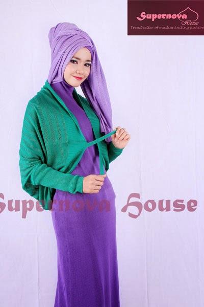 Kumpulan Desain Cardigan Wanita Muslimah Terbaik Dan Terbaru Kumpulan Model Baju Muslim