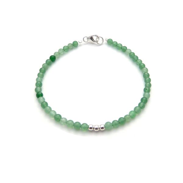 bracelet aventurine verte Green Addict Littlegrigri