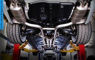 Mercedes c63 amg exhaust - صور شكمان مرسيدس c63 amg