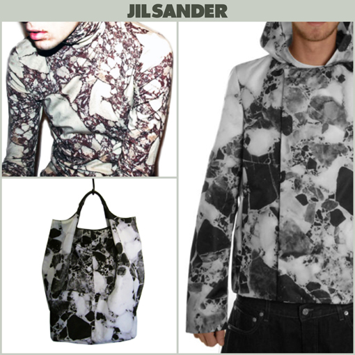 MARBLE COLLECTION - JIL SANDER