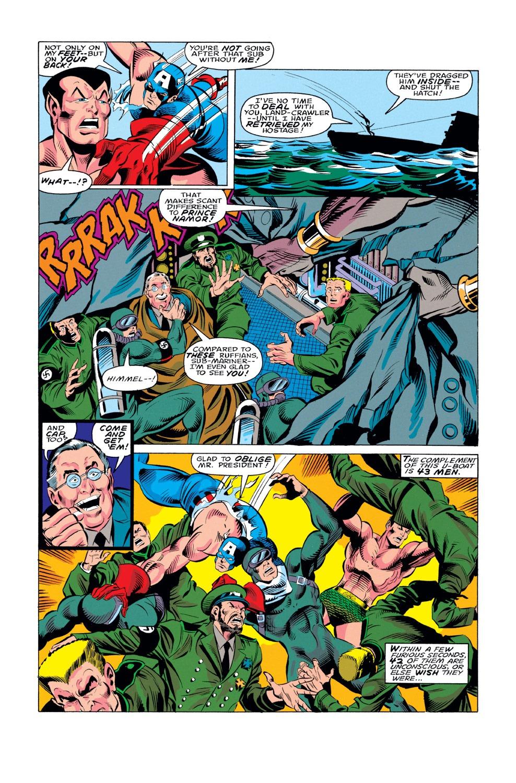 Captain America (1968) Issue #423 #373 - English 21