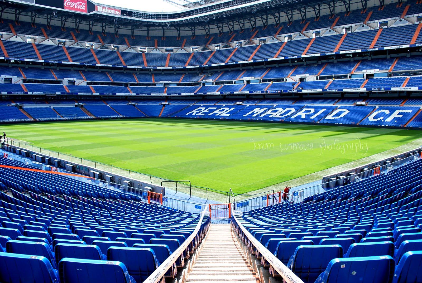 Free Download Santiago Bernabeu Stadium Wallpaper