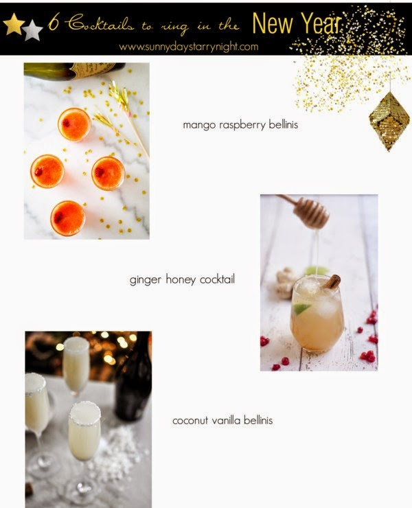 New Year's Cocktails