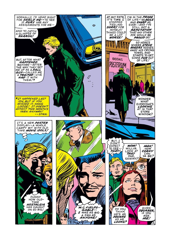 Captain America (1968) Issue #128 #42 - English 3