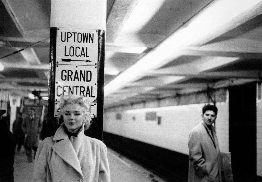 34 Candid Photographs Captured Marilyn Monroe Four Days in ...