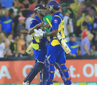 Sri Lanka wins 1st T20 by 5 wickets against Australia