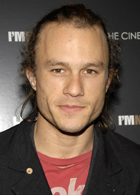 Imagenes de Heath Ledger