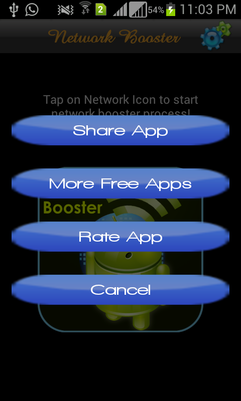 how to get better signal on android