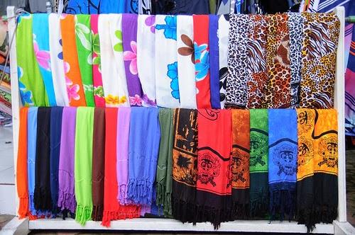 Ragam Desain Kain Batik Pantai