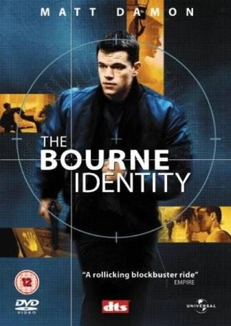 Hồ Sơ Điệp Viên Bourne - The Bourne Identity