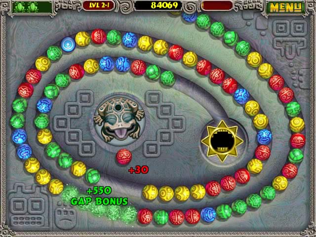 Download Zuma Deluxe Game Free Full Version