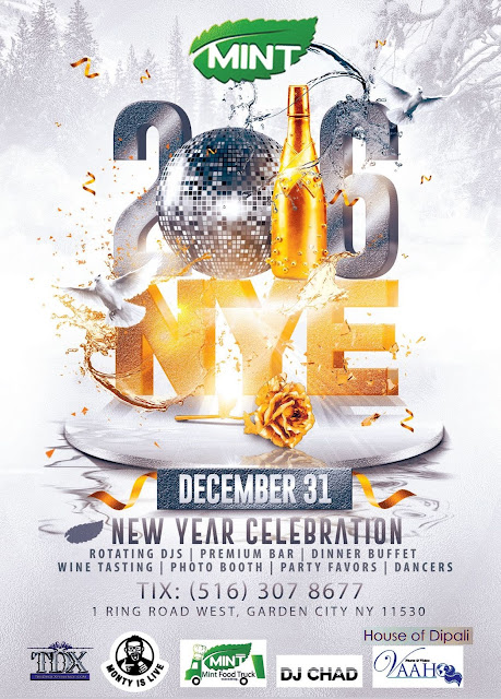 Mint New Year eve 2016