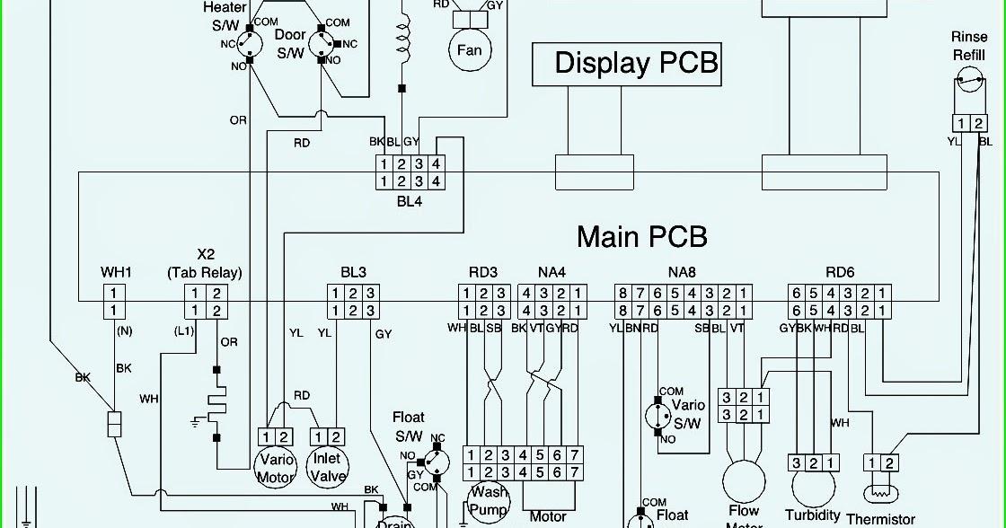 Dishwasher Wiring Diagram from 2.bp.blogspot.com