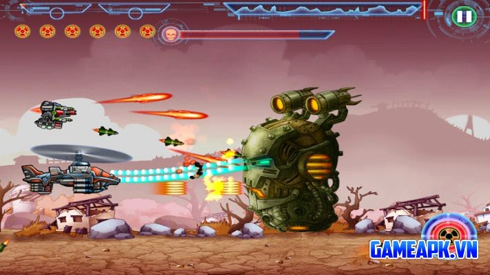 Apache Attack v1.0.2 Mod (Unlimited Coins) cho Android