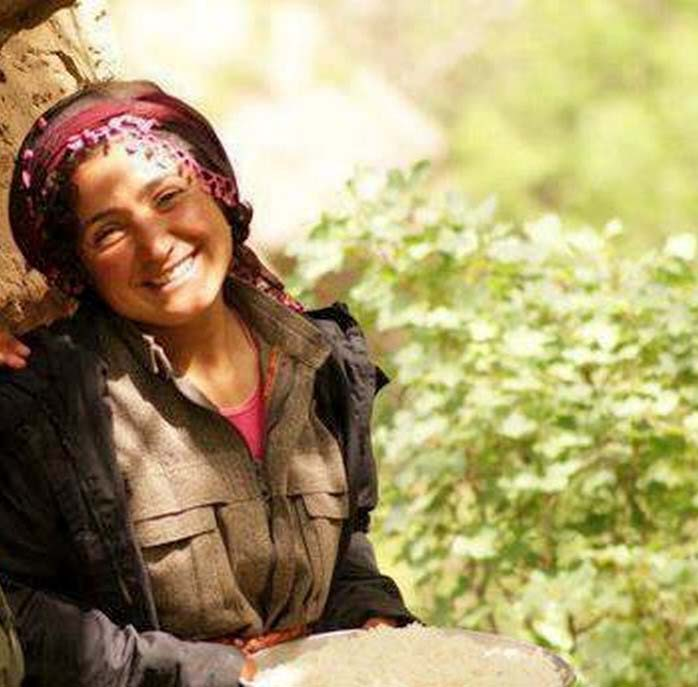 عاطفه و کردستان