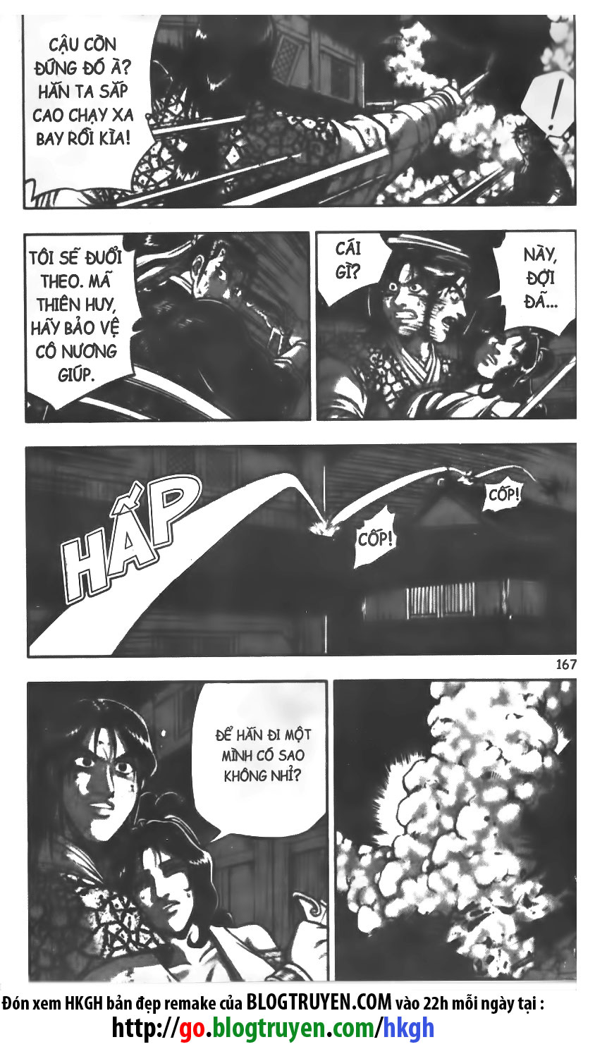 Hiệp Khách Giang Hồ chap 347 Trang 12 - Mangak.info