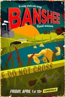 Banshee � Todas as Temporadas � Dublado / Legendado