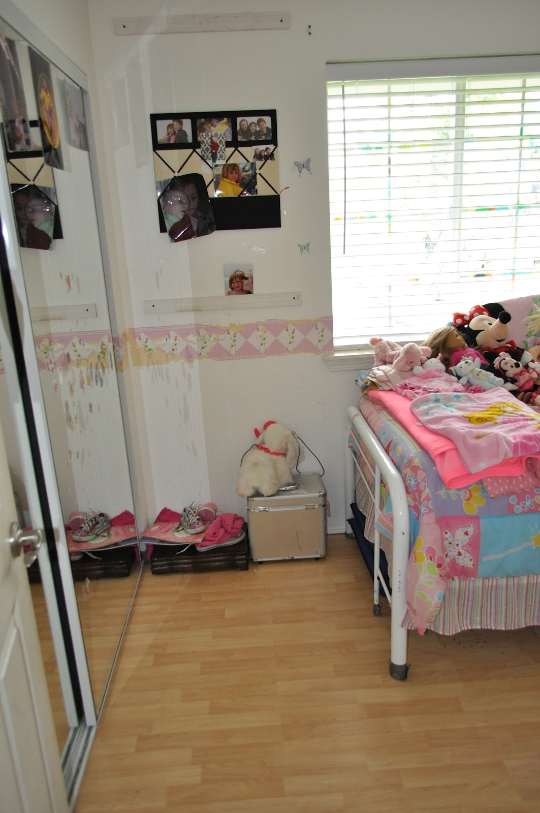 Roxy bedding samantha - It Became Apparent That We Were Going To Have To Redecorate Her Room