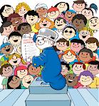 CARTILHA DE Direitos Humanos  voltada para o público infanto-juvenil