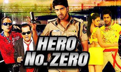 Poster Of Hero No. Zero In Hindi Dubbed 300MB Compressed Small Size Pc Movie Free Download Only At exp3rto.com