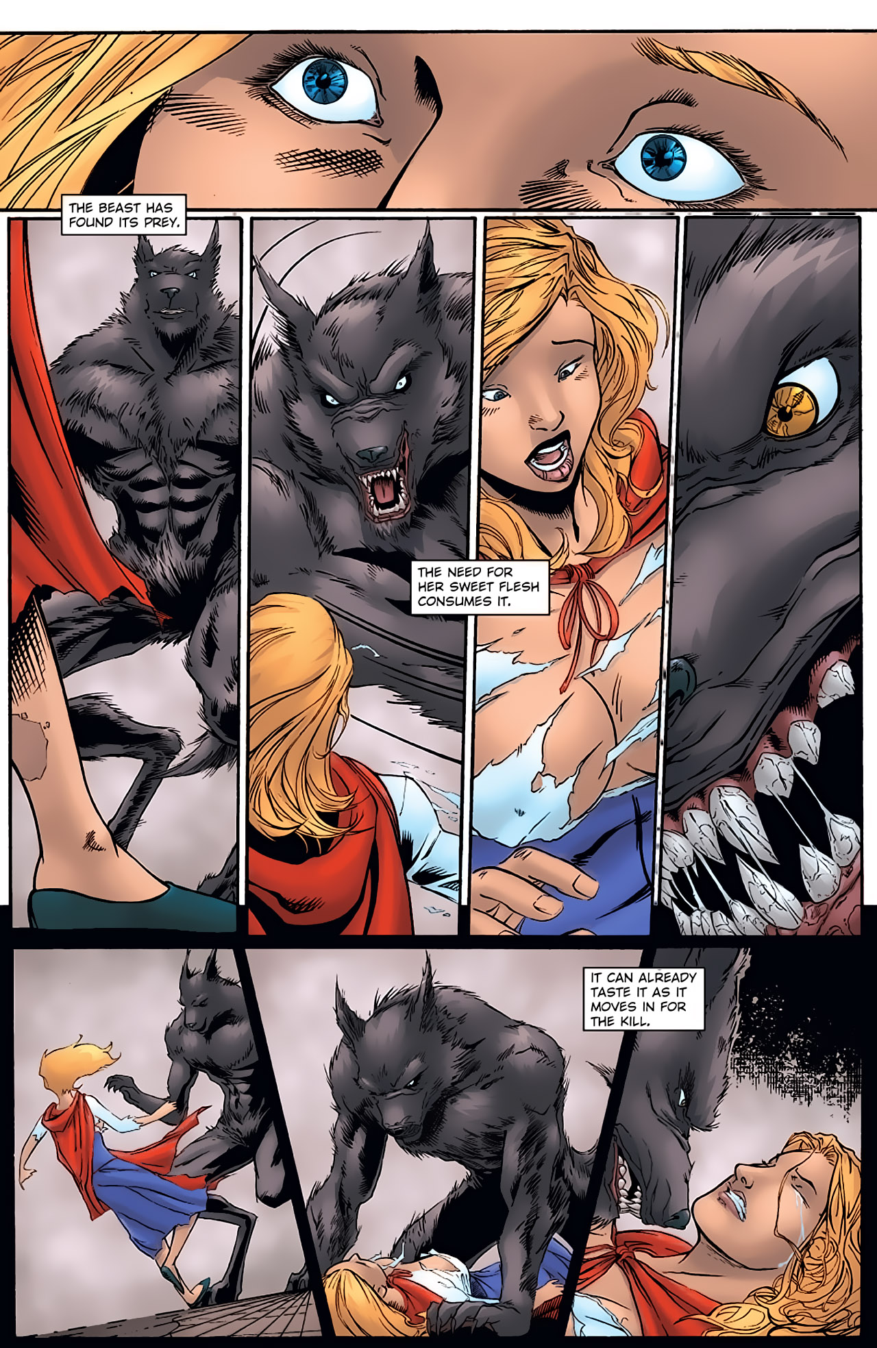 Grimm Fairy Tales (2005) Issue #1 #4 - English 19