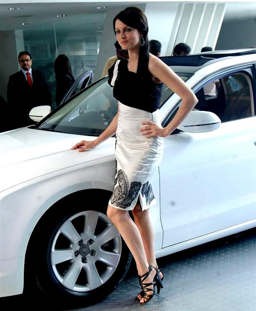 hot celebrities pics bollywood hot actress yana gupta sexy pics and photos on the launch of audi a8