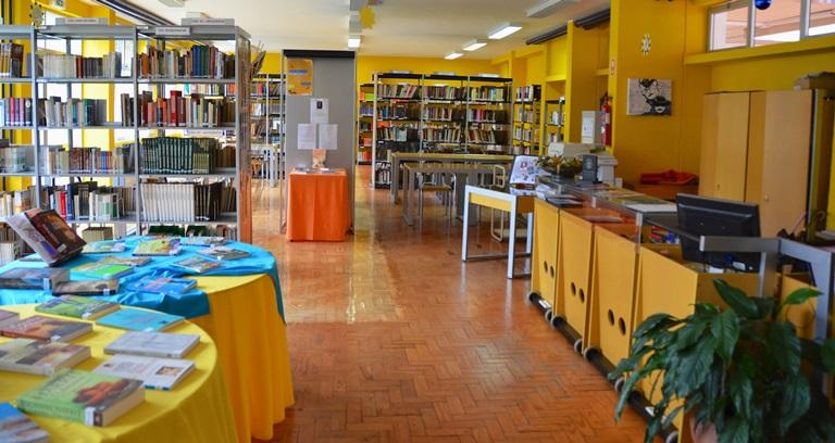Bibliotec@ Agrupamento de Escolas de Seia