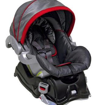 EZ Loc Baby Trend infant car seat base ~ Baby Trend Car Seat