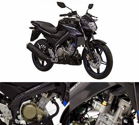 gambar Yamaha Vixion 2015