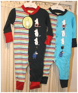 Nyheter hos Calimero-Pyjamas från Mumin