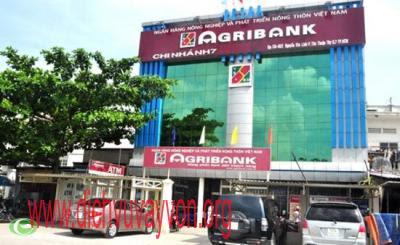 Vay vốn ngân hàng Agribank cho vay không thế chấp tài sản