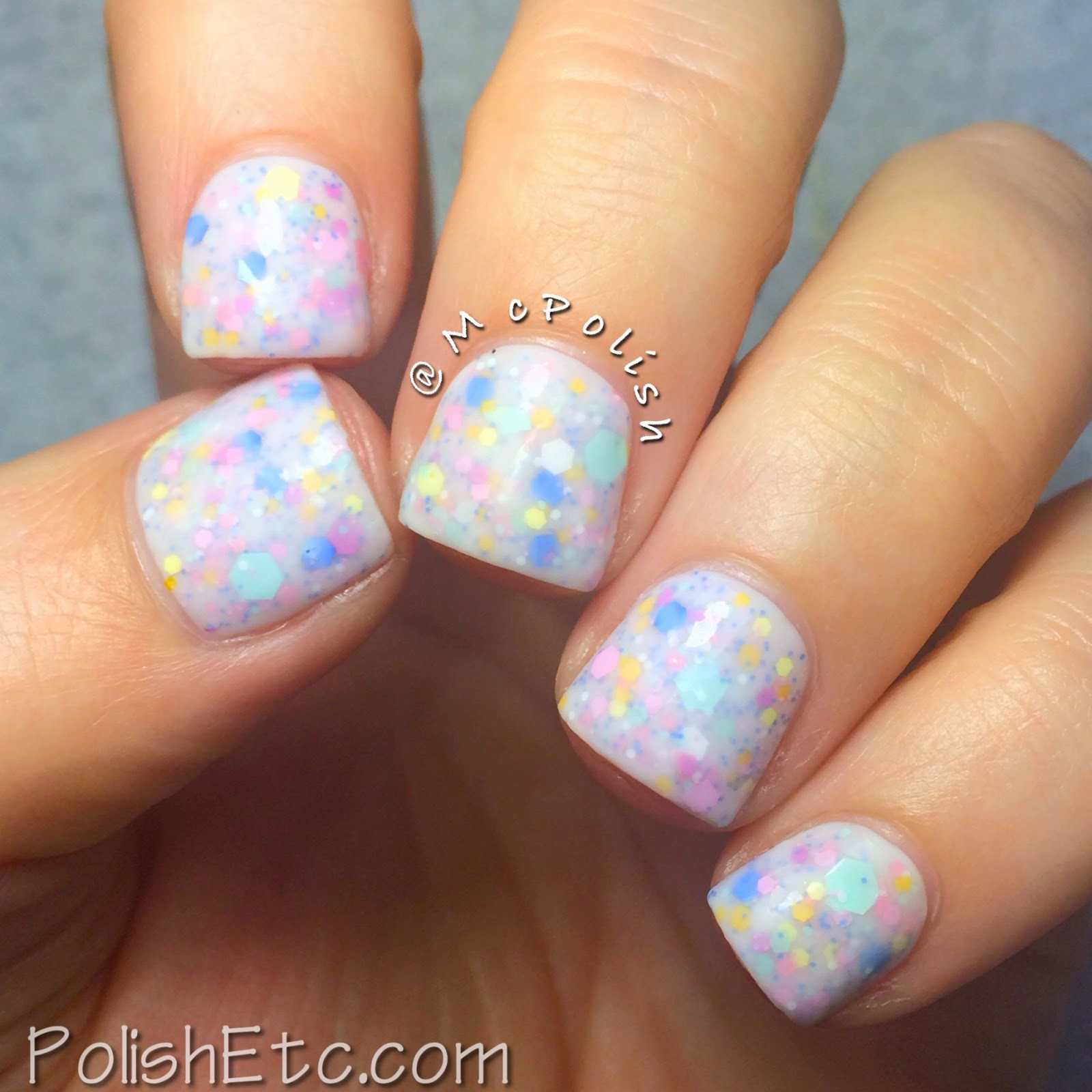Loaded Lacquer Jiggles - Coconut