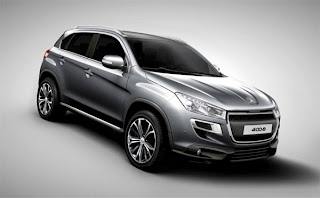 2012 Peugeot 4008 Pictures