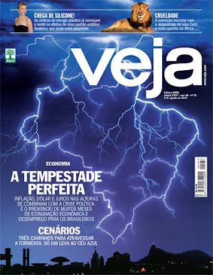 Download  Baixar Revista Revista Veja Edição 2437 – 05.08.2015