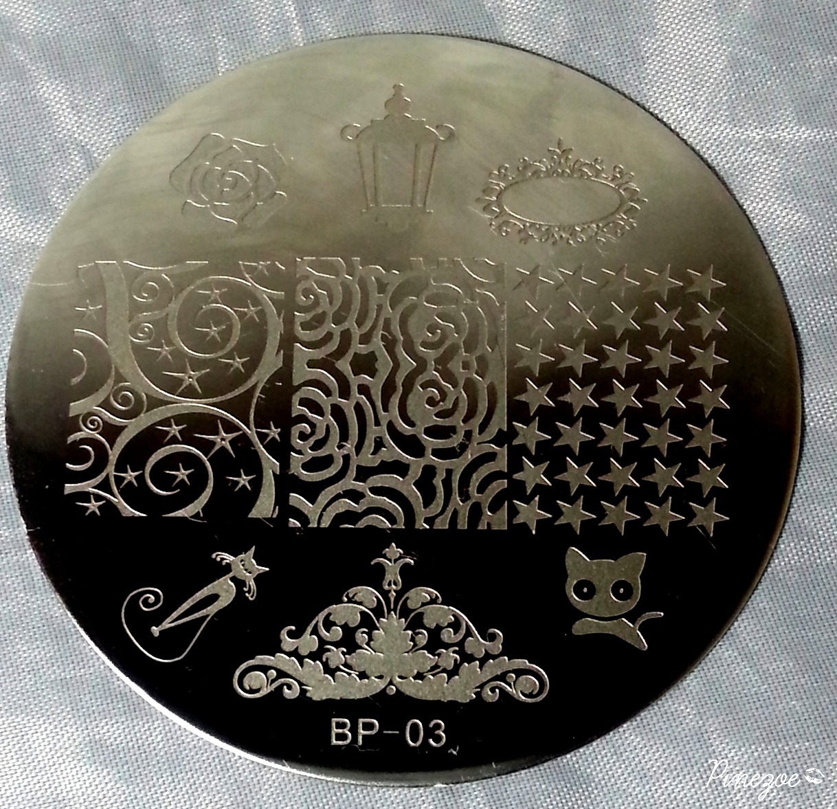 Stamping Born Pretty Store BP 03