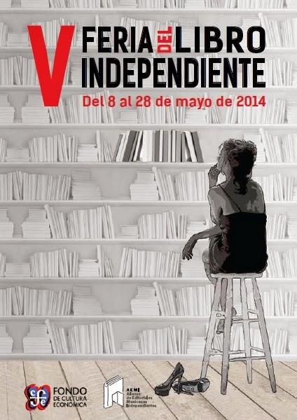 V Feria del Libro Independiente en el Centro Cultural Bella Época