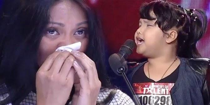 Ariani Nisma Putri, Indonesia's Got Talent