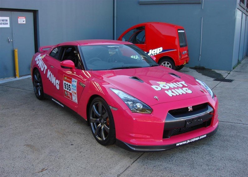 auto top 10 carros rosas