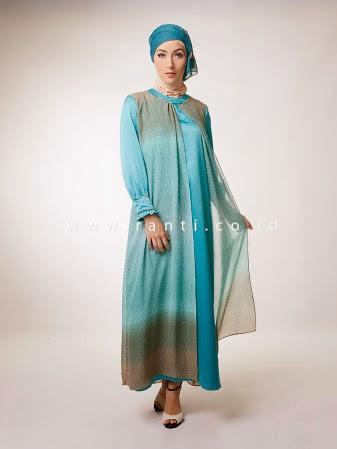 Aneka Baju Muslim Gamis Terbaru