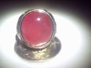 Jual Cincin Ruby Madagaskar