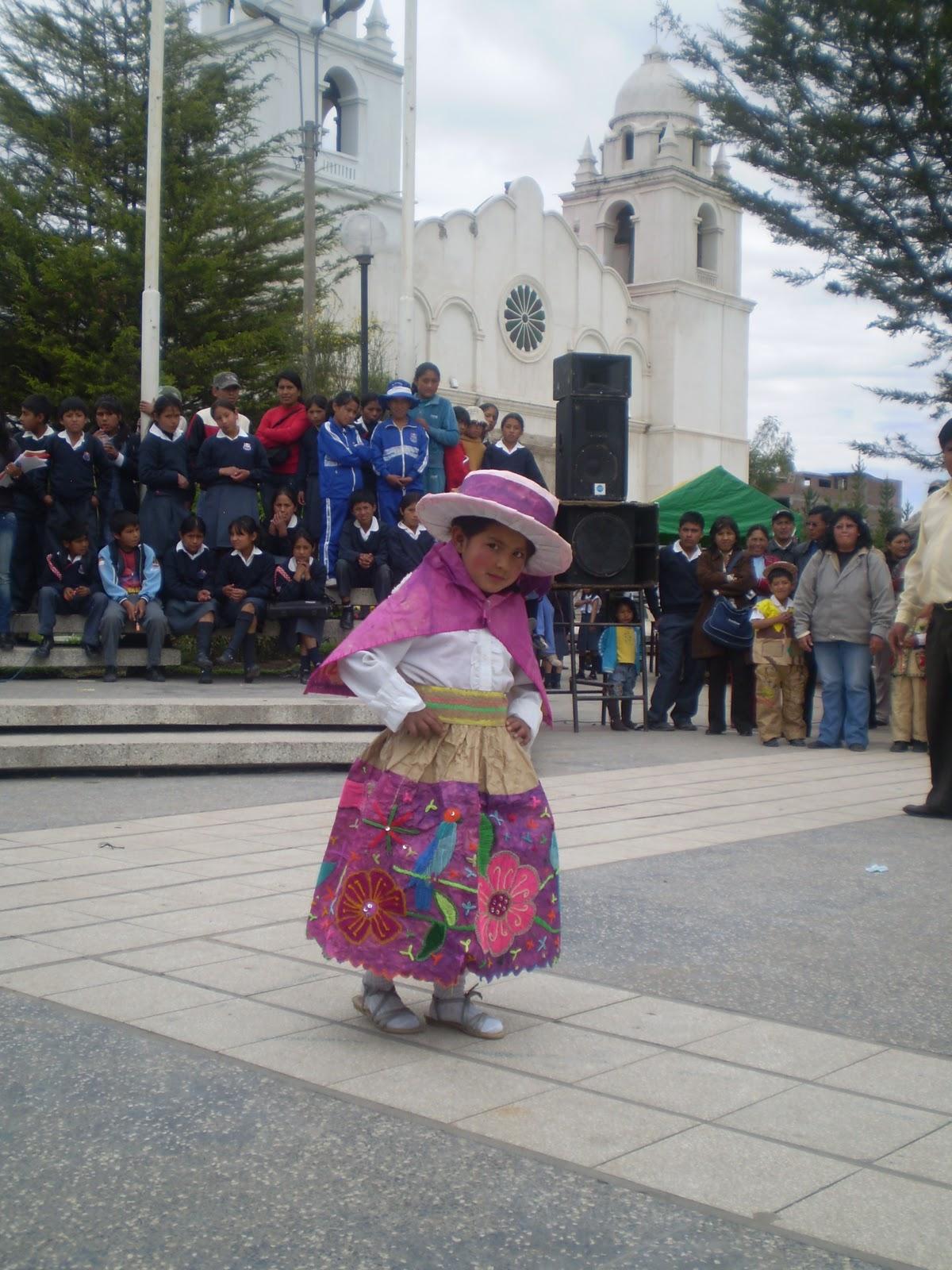 Trajes Tipicos De Peru Para Ninos