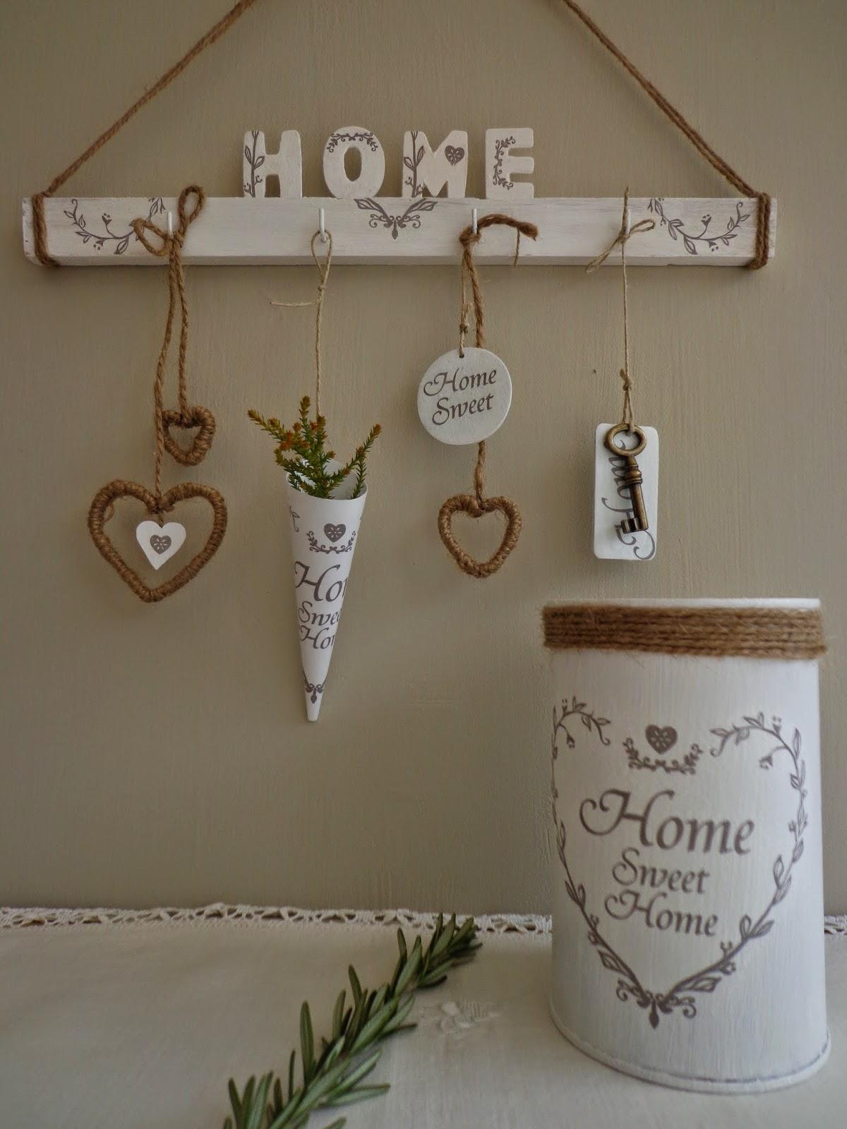 Entre anhelos y caprichos home sweet home reciclado for Perchas para colgar llaves