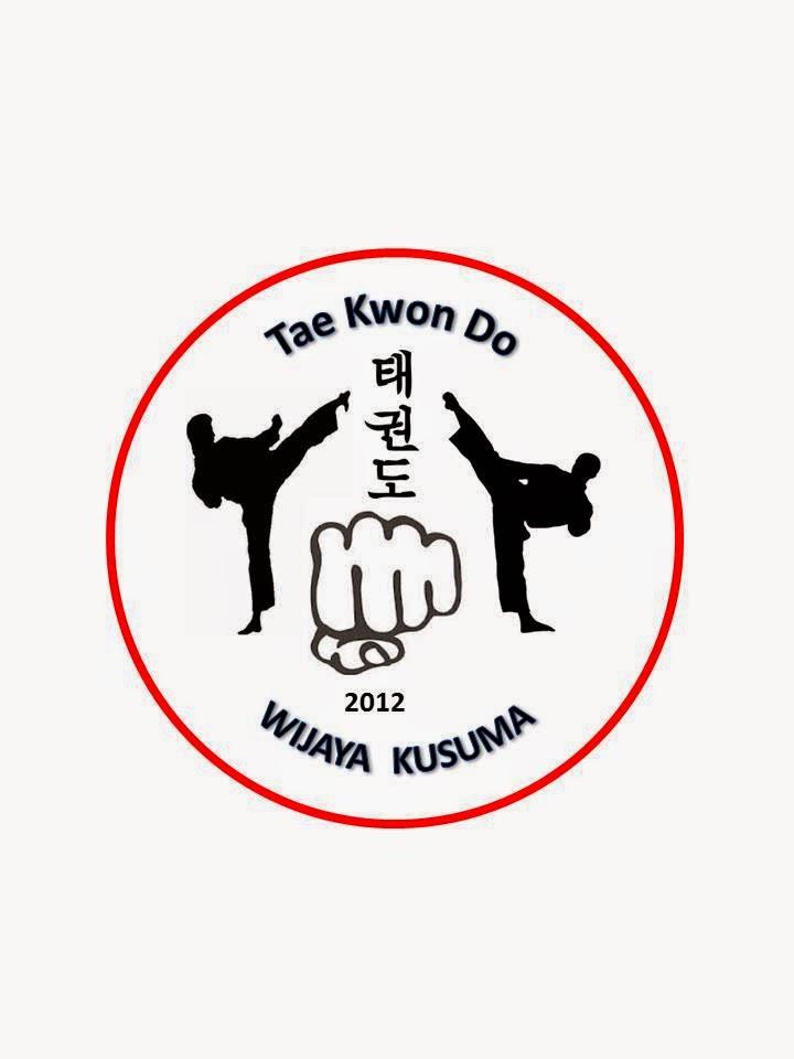 Sticker TKD Wijaya Kusuma