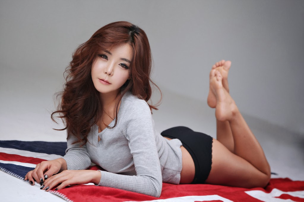 1 Hwang Ri Ah - very cute asian girl-girlcute4u.blogspot.com