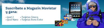 concurso-movistar-gana-ipad-2-ipod-nano-bonos-cineco-50mil-bonos-exito-100mil