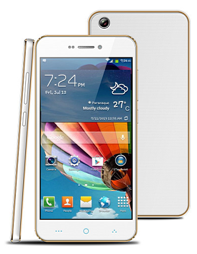 "Gold-east 5 ""iPhone rasa Samsung"""